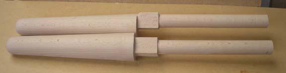Wing Chun Wooden Dummies