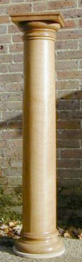 Architectural Oak Column